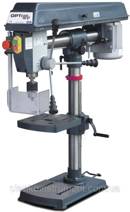 Сверлильный станок Optimum Maschinen OPTIdrill RB 6T (220V)