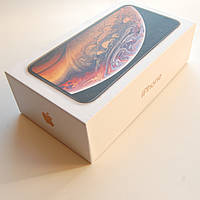 Коробка Apple iPhone XS Gold