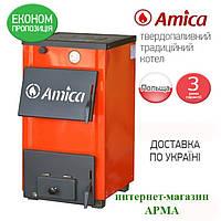 Твердотопливный котел - плита Amica Optima 18 кВт