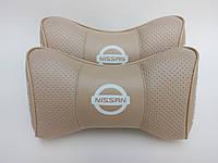 Підголовник (подушка) NISSAN BEIGE