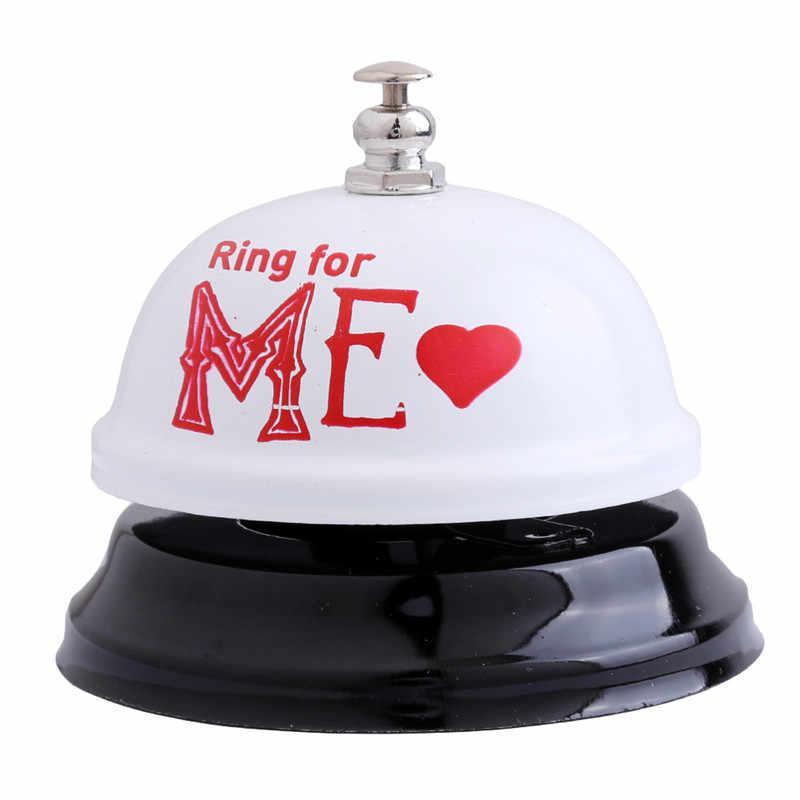 """Дзвінок настільний """"Ring for ME"""" білий"""