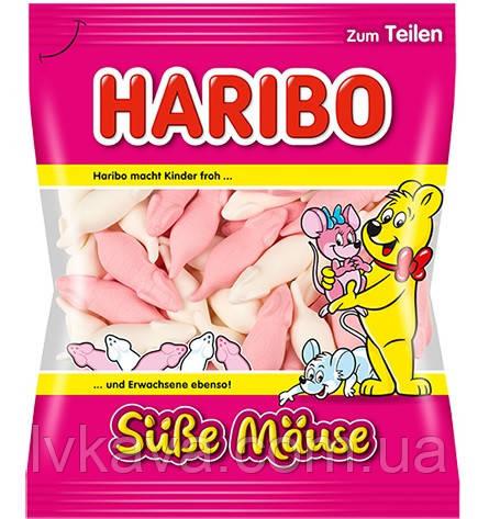 Желейные конфеты Haribo Susse Mause, 200 гр