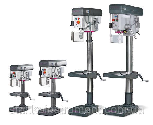 Вертикальный сверлильный станок, OPTIdrill B 28H /380v