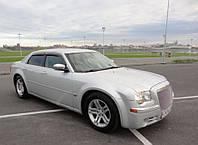Дефлекторы окон (ветровики) Chrysler 300C Sd 2004-2011 (Крайслер 300С) Cobra Tuning