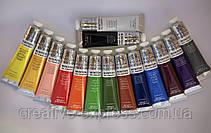 Фарба олійна 48 perm grn light, 200 ml  WINSOR & NEWTON, фото 3