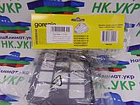 Набор фильтров мотора HEPA + поролон + микро (выходной) HF2303 для пылесоса Gorenje 466439