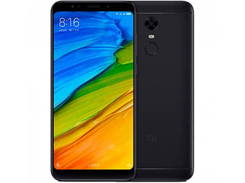 Смартфон Xiaomi Redmi 5 Plus 3/32GB Black Global Rom