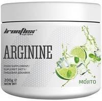 Аргинин IronFlex - Arginine (200 грамм) mojito/мохито
