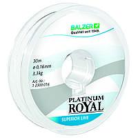 Леска Balzer Platinum Royal NEW  0.22мм 30м
