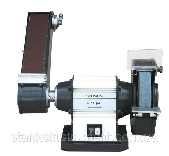 Шлифовальный станок по металлу Optimum Maschinen OPTIgrind GU 25S (400V)