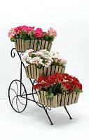 Подставки для цветов Кантри