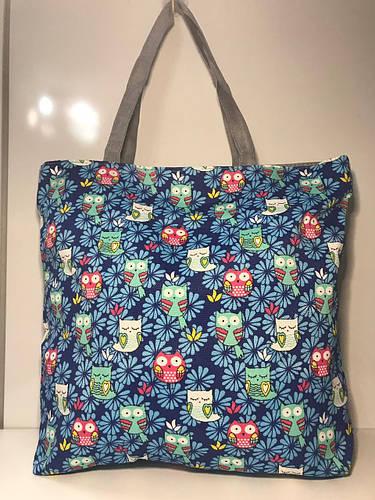 купить пляжная сумка из ткани