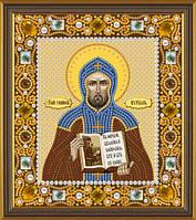 Набор для вышивки бисером Св. Мч. Царь Николай Д 6124