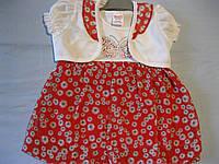 Детское летнее платье  для девочки 1-3 года Турция