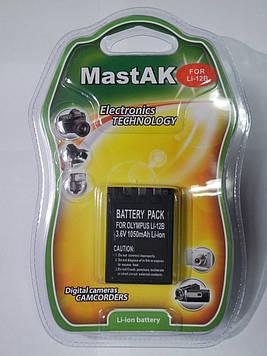 Аккумулятор к фотоаппарату Оlympus MastAK Li-10b 3,6v 1000mAh