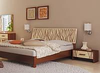 Спальня Терра (вишня бюзум/ваниль глянец) (с доставкой)