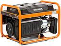 Бензиновый генератор Daewoo GDA-3500 (3,2 кВт, ручной стартер), фото 3