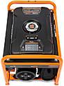 Бензиновый генератор Daewoo GDA-3500 (3,2 кВт, ручной стартер), фото 6