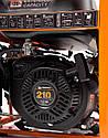 Бензиновый генератор Daewoo GDA-3500 (3,2 кВт, ручной стартер), фото 7