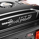 Бензиновый генератор Daewoo GDA-7500DPЕ-3 (6.5 кВт, электростартер, 3-х фазный), фото 2