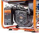 Бензиновый генератор Daewoo GDA-7500DPЕ-3 (6.5 кВт, электростартер, 3-х фазный), фото 8