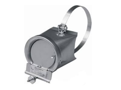 Ограничитель тяги Atmos для дымохода Ø 150 - 180 мм