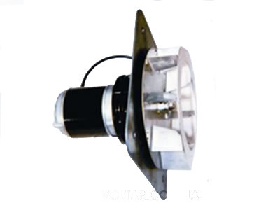 Atmos двигатель вытяжного вентилятора UCJ4C82 с рабочим колесом и плитой для котла DC75SE