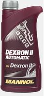 Трансмиссионное масло Mannol Dexron II Automatic 1L