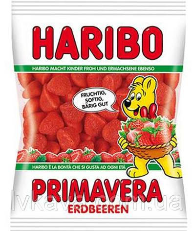 Желейные конфеты Haribo Primavera Erdbeeren , 200 гр, фото 2