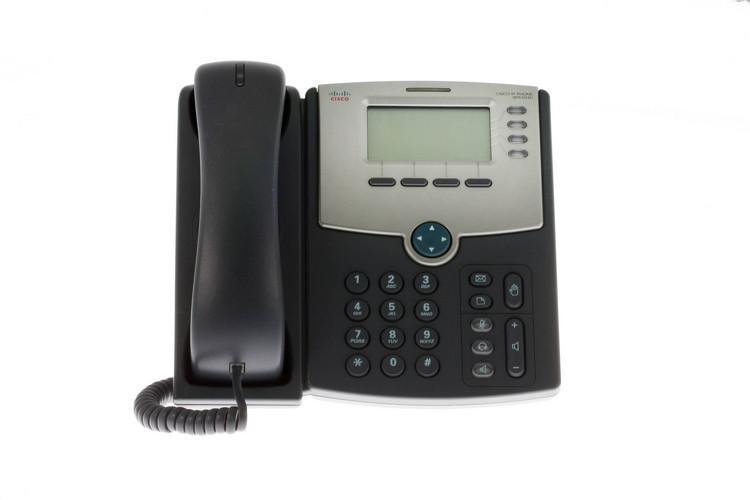 IP-телефон Cisco SB SPA504G  (SPA504G)