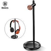 Держатель для наушников Baseus Headphone Holder DB01 Encok, Black+Gold (SUDB01-01)