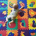 Килимок мозаїка ЦИФРЫ10 деталей, EVA (M 2608), фото 2