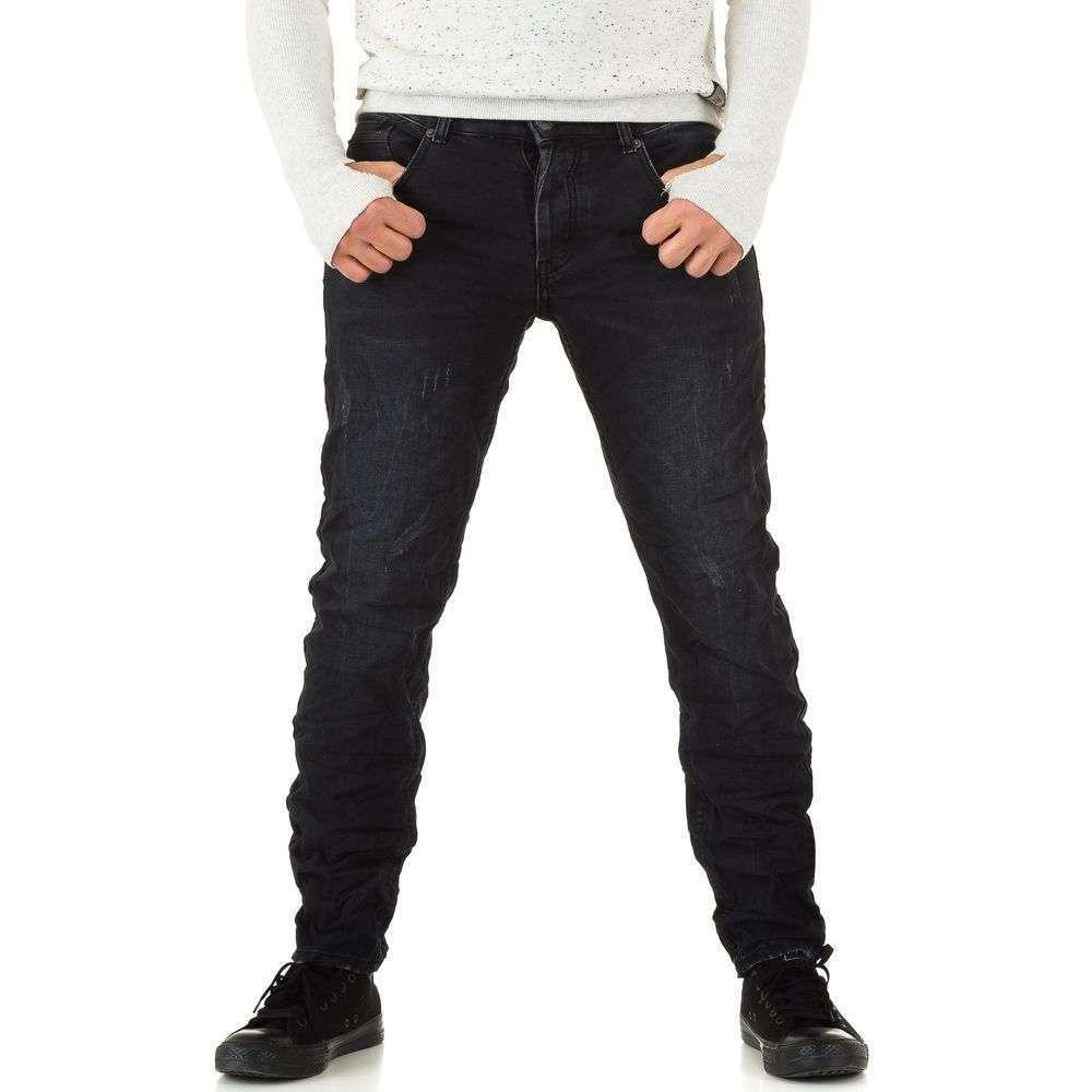 Джинсы мужские Y.Two Jeans (Италия), Черный