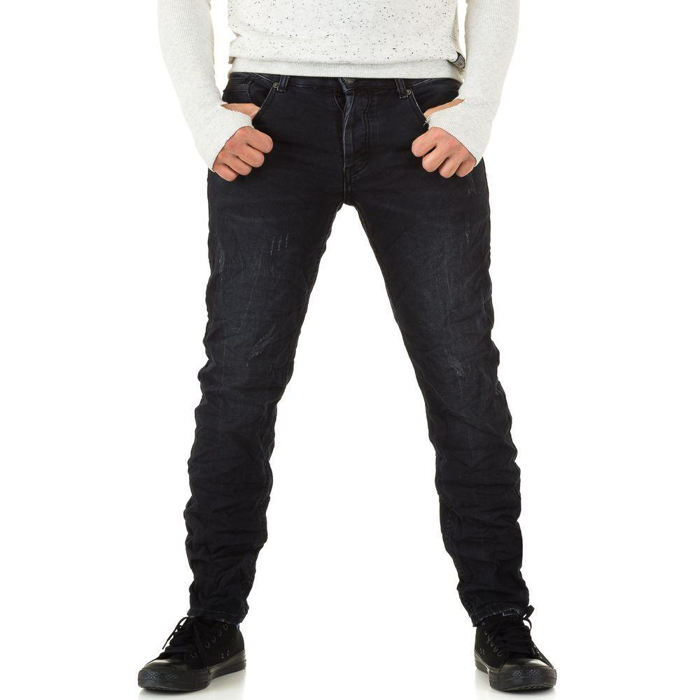 Мужские джинсы Y. Two Jeans, размер 28 - черный - KL-H-Y1617-28 black