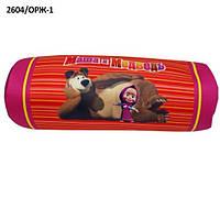 Антистрессовый валик маша и медведь