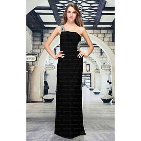 Женское платье от Festamo - black - Мкл-F1092-black