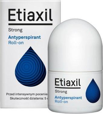 Антиперспирант Etiaxil Strong для нормальной кожи, 15 мл
