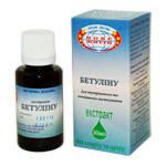 «Бетулин»  для улучшения работы печени, повышения защитных сил организма, профилактики онкозаболеваний
