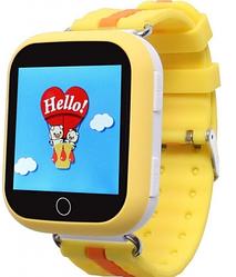 Детские умные смарт часы Q750 Q100s GW200s  Smart Watch Gps и Wi-Fi 1.54 с сенсорным дисплеем 4 цвета