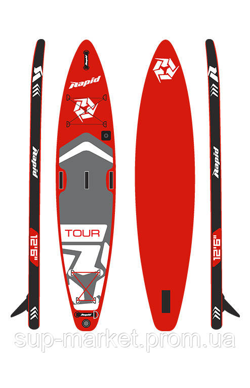 SUP доска RAPID TOUR 12'6''