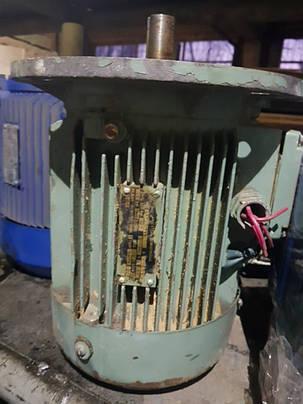 Электродвигатель АИР 90л4 2.2 на 1500, фото 2