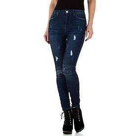 Женские джинсы Milas, размер XS/34 - blue - KL-J-861M-синий 34