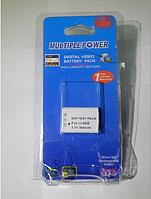 Аккумулятор к фотоаппарату Оlympus MastAK Li-60b 3,6v 680mAh, фото 1
