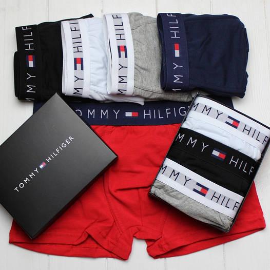 Подарочный набор мужского белья Tommy Hilfiger 3 шт реплика  продажа ... 472b4b9cf73cd