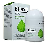 Антиперспирант Etiaxil Comfort для чувствительной кожи с системой защиты кожи CPX Skin Care System,15 мл