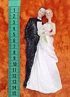 Свадебная фигурка для свадебного торта 13 см (8)