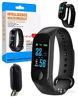Фитнес-браслет intelligence health bracelet M3
