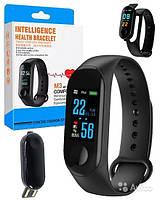 Фитнес-браслет intelligence health bracelet M3