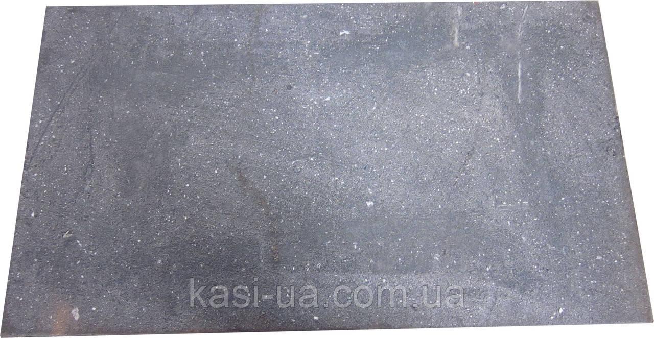Плита чугунная печная глухая ПГРВ (710 х 410 мм.)