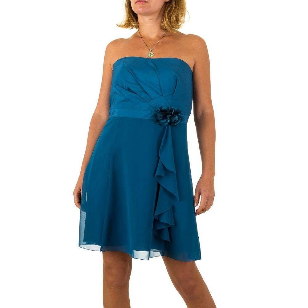 Женское платье от Vera Mont - синий - Мкл-VM4825-1-blue